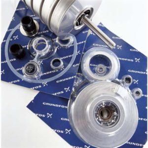 Zapchast Grundfos KitShaft seal BBVP HS350 250 498