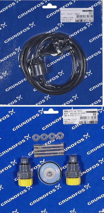 DDA Power cable